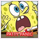 سبونج بوب - patty panic