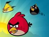 لعبة الطيور الغاضبة و السجينة  Angry Birds