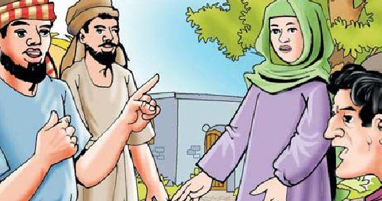 قصة سيدنا عيسى
