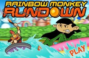 لعبة Rainbow Monkey