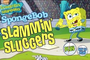 لعبة ضربات سبونج بوب