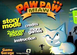لعبة Paw Paw Miaw