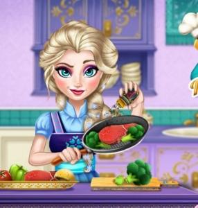 لعبة الطبخ الحقيقية