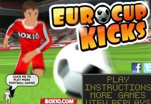 لعبة Euro Cup Kicks