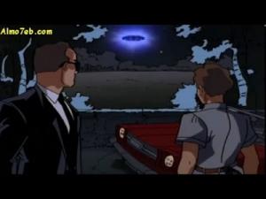 مسلسل الكرتون المدبلج الفرقة م 7 Men In Black - الحلقة 12