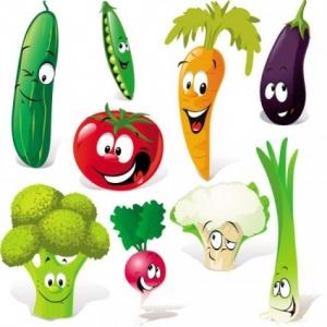 تعلم أسماء الخضراوات