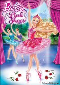 فلم باربي والاحذية الوردية Barbie in The Pink Shoes 2013 مدبلج عربي