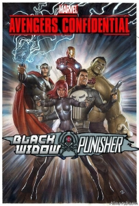 شاهد فلم الكرتون Avengers Confidential Black Widow And Punisher 2014 مترجم