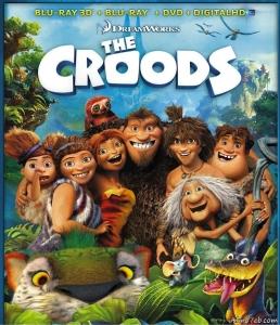 مشاهدة فلم الكرتون فيلم عائلة قرود The Croods 2013 ناطق بالعربية