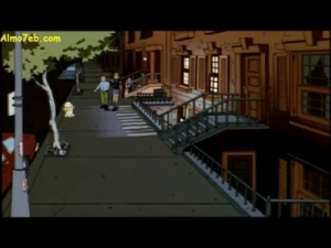 مسلسل الكرتون المدبلج الفرقة م 7 Men In Black - الحلقة 16