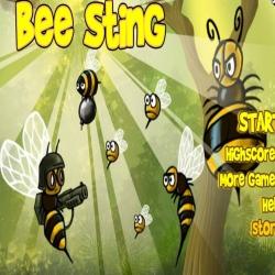 لعبة النحلة المقاتلة...Bee Sting