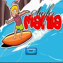 لعبة صب واي والتزلج على الماء