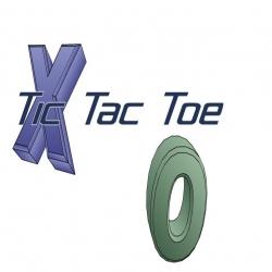 لعبة  X - O