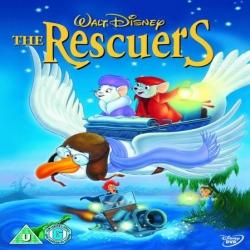 #مشاهدة فلم الكرتون المنقذون The Rescuers 1977 مدبلج للغة العربية