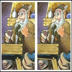 لعبة ايجاد الفروق السبعة في الصورة ... هل تستطيع اكتشافها؟؟