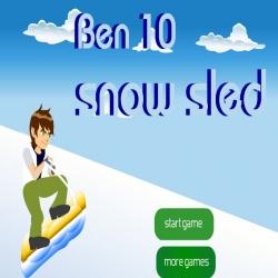 لعبة بن تن المتزلج