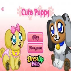 لعبة Cute puppy