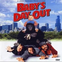 شاهد فلم المغامرة والكوميديا العائلي يوم طفل بالخارج Babys Day Out 1994 مترجم للعربية