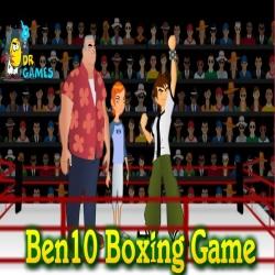 لعبة الملاكمة  لبن تن