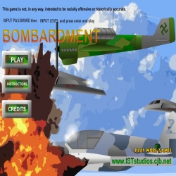 لعبة قذف الطائرات