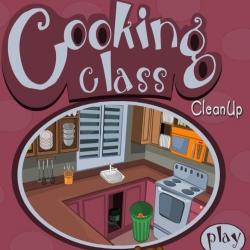 لعبة ديكور وتنظيف المطبخ
