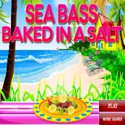 لعبة طبخ السمك اللذيذ