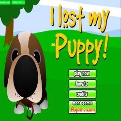لعبة البحث عن الكلب