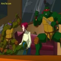 مسلسل الكرتون أبطال النينجا - عودة هجمات شريدر - الجزء الثاني