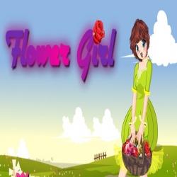 لعبة Flowers girl