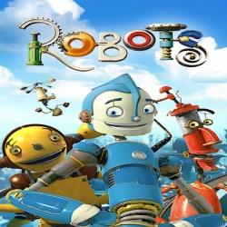 فلم الكرتون الروبوتات Robots 2005 مترجم للعربية