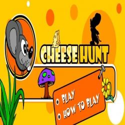 لعبة صياد الجبن