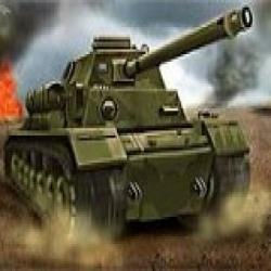 لعبة حرب الدبابات العنيف
