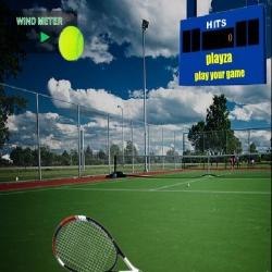 لعبة ضربات لعبة التنس