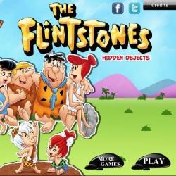 لعبة فلينستونز flinstones إيجاد المفقود