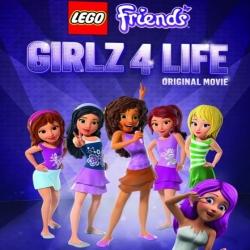 فلم الكرتون LEGO Friends: Girlz 4 Life 2016 مترجم للعربية