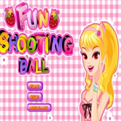 لعبة Fun shooting ball