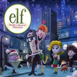 فلم الكرتون عيد ميلاد القزم بادي الموسيقي Elf Buddys Musical Christmas 2014 مترجم للعربية
