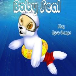 لعبة تزيين كلب البحر