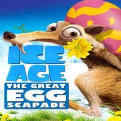 فلم كرتون العصر الجليدي البيض العظيم Ice Age: The Great Egg Scapade 2016 مترجم للعربية