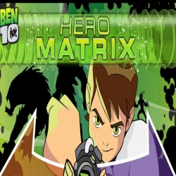 لعبة بن10 Hero Matrix