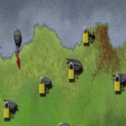 لعبة المناطيد الغازية