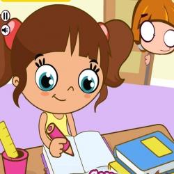 قصة الطالبة المشاغبة المكروهة