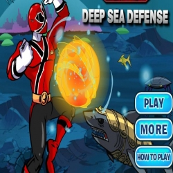 لعبة Deep sea defense