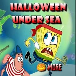 لعبة سبونج بوب تحت الماء