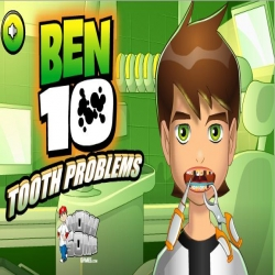 لعبة مشاكل اسنان بن10