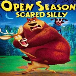 فيلم كرتون موسم صيد الجزء الرابع Open Season Scared Silly 2015 مرعوب مدبلج للعربية
