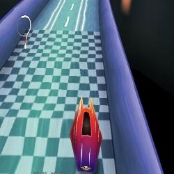 لعبة سباق مركبات الفضاء Jet Velocity