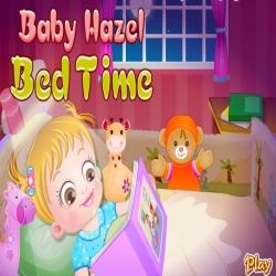 لعبة  وقت نوم الطفل الصغير