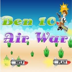 لعبة صاروخ بن10 والسلاح الخارق