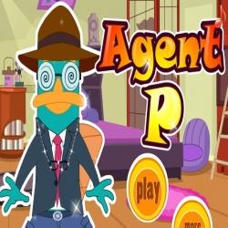 لعبة Agent P
